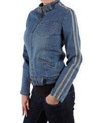 Dámská jeansová bunda Blue Stone