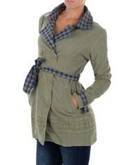 Dámský lehký manšestrový kabátek HHG