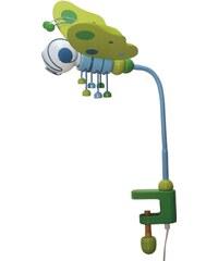 Prezent Stolní lampa MOTÝL modrá/zelená 28175