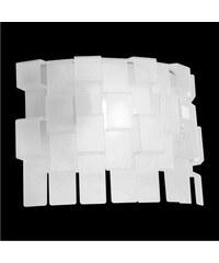 Luxera Nástěnné svítidlo Zigzag matovaná 1xE27/60W 18043
