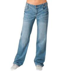 HORSEFEATHERS LOW DENIM PANTS