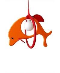Prezent 28206 - Dětský lustr Delfín 28206