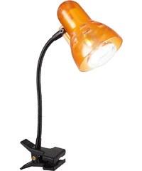 Globo Globo 54852 - Stolní lampa CLIP 1xE14/40W/230V GL1356