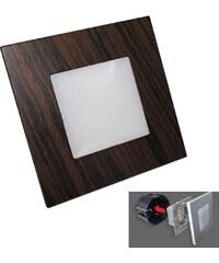 Luxera Luxera 48306 - LED orientační svítidlo STEP LIGHT 16xLED SMD/1W/230V 48306