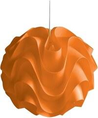 Helam Lustr na lanku 1xE27/60W W-3011 oranžová HE0020