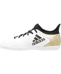 adidas Performance X 16.3 TF Chaussures de foot multicrampons white/core black/gold metallic