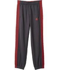 adidas Performance ESSENTIALS Pantalon de survêtement utility black/vivid red