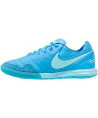 Nike Performance TIEMPOX PROXIMO IC Fußballschuh Halle blue glow/polarized blue/soar