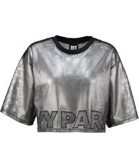 Ivy Park TShirt print gunmetal