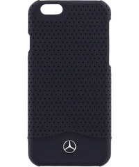 Pouzdro / kryt pro Apple iPhone 6 / 6S - Mercedes-Benz, Perforated Back Navy