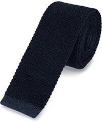 s.Oliver BLACK LABEL Wollstrick-Krawatte