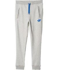 adidas Originals Pantalon de survêtement medium grey heather/bluebird