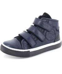 FREAKS Sneaker Leder