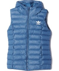 Dámská vesta adidas Slim Vest modrá