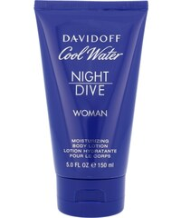 Davidoff Cool Water Night Dive 150ml Tělové mléko W