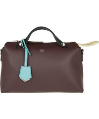 Fendi Sacs portés main, By The Way Tote Mix Color Castagno en marron