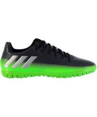 Adidas Messi 16.3 Astro Turf Trainers Junior, dkgrey/solgreen