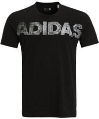 adidas Performance ADI LINEAGE Tshirt imprimé black
