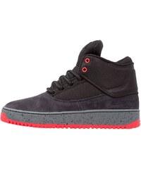 Cayler & Sons SHUTDOWN Chaussures de skate black/dark grey/red