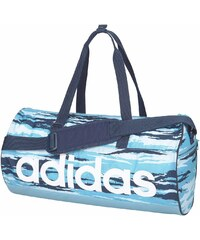 Große Größen: adidas Performance Sporttasche »LINEAR PERFORMANCE TEAMBAG GRAPHIC«, blau-weiß, Gr.S-S