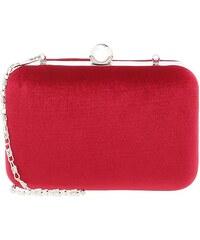 Wallis Clutch red