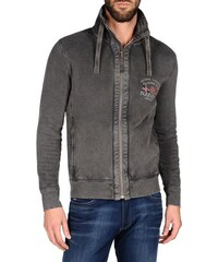 NAPAPIJRI Sweater mit Zip balzano