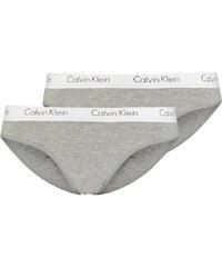 Calvin Klein Underwear 2 PACK Slip grey heather
