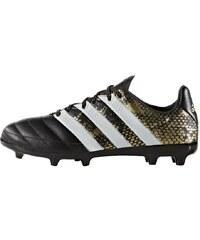 adidas Performance ACE 16.3 FG Chaussures de foot à crampons core black/white/gold metallic