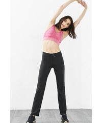 Esprit Funkční žerzejové sportovní kalhoty