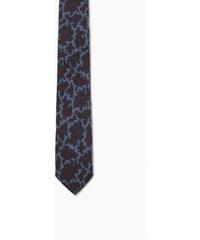 Esprit Kravata se vzorem paisley, 100% vlna
