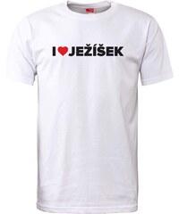 Pánské tričko ZOOT Originál I ♥ JEŽÍŠEK