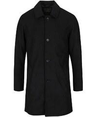 Černý lehčí kabát Jack & Jones City