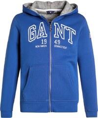 GANT Sweat zippé nautical blue