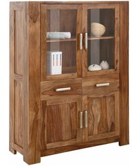 SIT Highboard Thor Höhe 115 cm natur