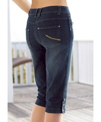Damen Caprijeans Cheer blau 34,36,38,40,42,44,46