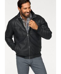 Man s World Blouson MAN'S WORLD schwarz 4XL (68/70),5XL (72/74),L (52/54),M (48/50),S (44/46),XL (56/58),XXL (60/62),XXXL (64/66)
