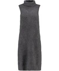 Fine Collection SANDRA Strickkleid grey
