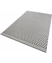 ZALA LIVING Teppich Zala Living Spot gewebt grau 2 (B/L: 70x140 cm),3 (B/L: 140x200 cm),4 (B/L: 160x230 cm),6 (B/L: 200x290 cm)