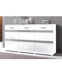 Baur Sideboard Breite 180 cm weiß