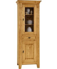 Premium collection by Vitrine Cornwall Höhe 207 cm PREMIUM COLLECTION BY HOME AFFAIRE natur