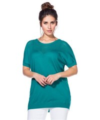 Damen Trend Pullover SHEEGO TREND blau 40/42,44/46,48/50,52/54,56/58