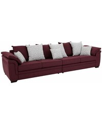 Big-Sofa Sierra HOME AFFAIRE 71 (=grau),78 (=mittelbraun),79 (=beere)