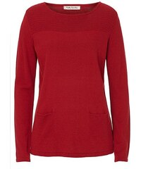 Betty Barclay Damen Strickpullover rot 34,36,38,40,42,44,46,48