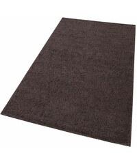 Hochflor-Teppich Bodrum Höhe 30 mm gewebt MY HOME grau 8 (B/L: 280x390 cm)