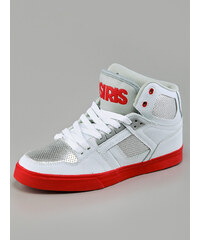 Osiris NYC 83 VLC White Grey Red