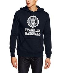 Franklin & Marshall Herren Kapuzenpullover Flmva090amw16