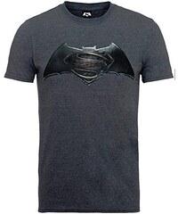 Rockoff Trade Herren T-Shirt Batman V Superman Logo Shield