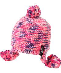 MaxiMo Zimní čepice laponka melírovaná