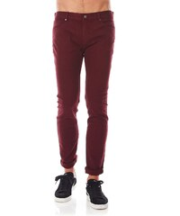 Eleven Paris Scott - Jeans mit geradem Schnitt - bordeauxrot