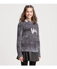 C&A Pullover in Grau
